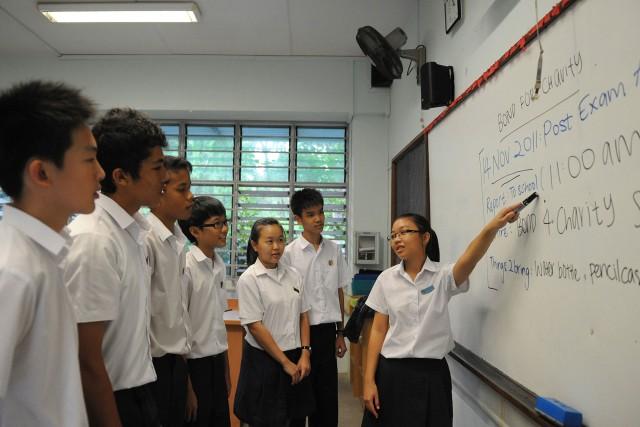 Sekolah di Singapura
