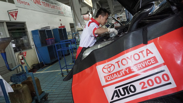 Toyota Indonesia Recall 6 Mobil, Ada Fortuner, Innova, dan Alphard (71503)