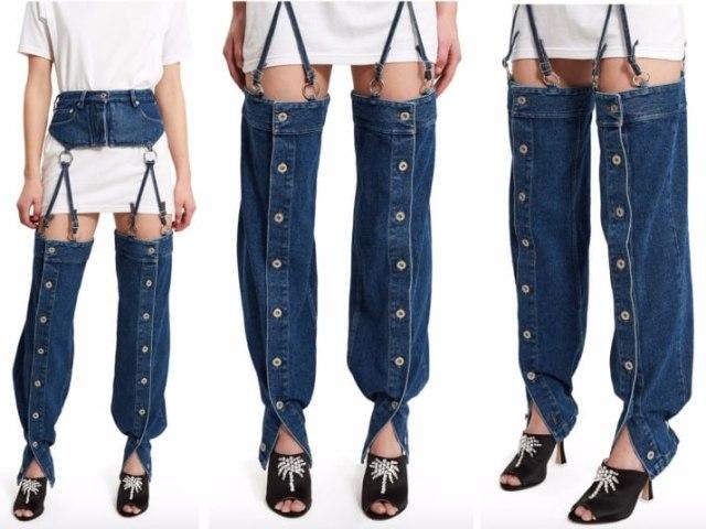 Jeans tujuh