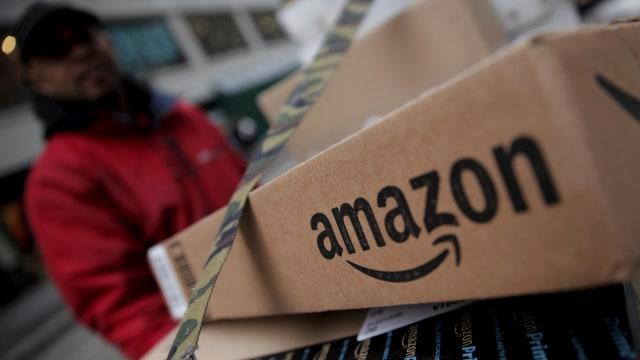Amazon Akuisisi Whole Foods