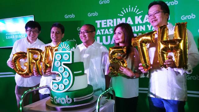 Kota Kasablanka Jadi Tujuan Paling Populer Penumpang Grab Indonesia (43120)