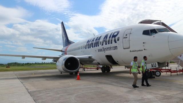 Pesawat NAM Air