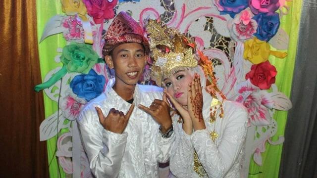Heboh Dua Siswa SMP Menikah di Usia 15 Tahun (977849)