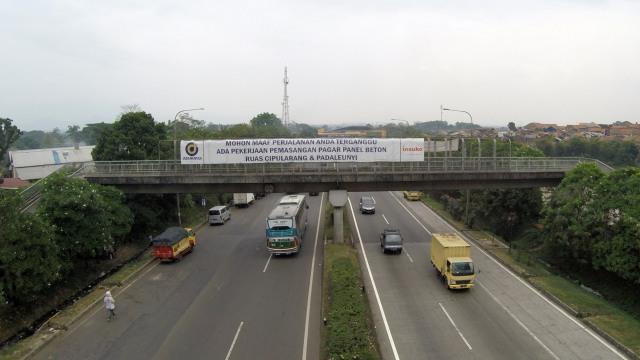 Viral Pesepeda Masuk Tol Padalarang-Cileunyi Bandung, Petugas Selidiki (96486)