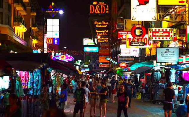 Destinasi Jalan Jalan Gratis Di Thailand Kumparan Com