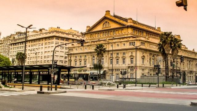 Buenos Aires, Ibu Kota Argentina