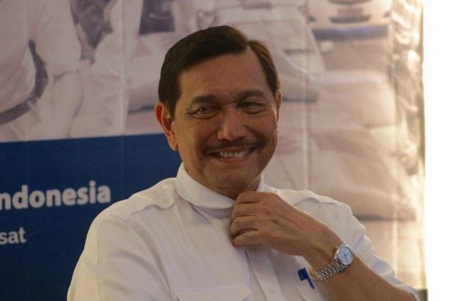 Luhut di 2020: Tolak Debat Utang dengan Rizal Ramli hingga Inisiator Omnibus Law (131136)