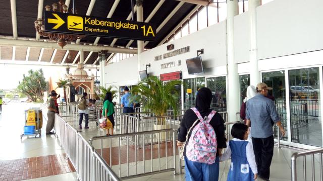 Terminal 1A Bandara Soekarno Hatta