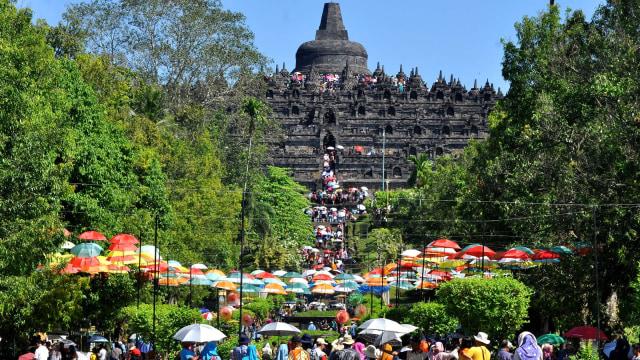Syuting Non-iklan dan Pakai Drone di Candi Borobudur Kini Tak Gratis (320137)