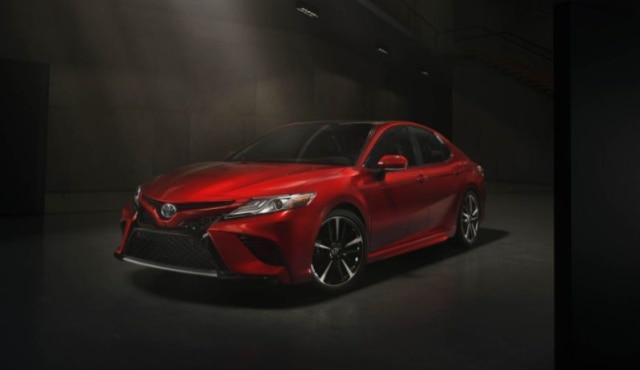 Toyota Memulai Produksi Camry Terbaru  (5981)