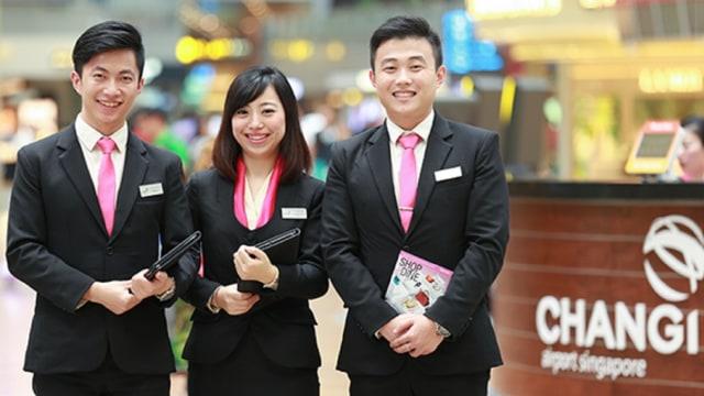 Shopping Concierge Bandara Changi