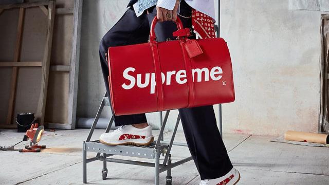 Supreme Lv Cover