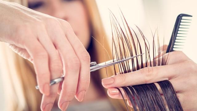 Cara Merawat Rambut Berwarna agar Tidak Rontok dan Kering setelah Bleaching (380882)