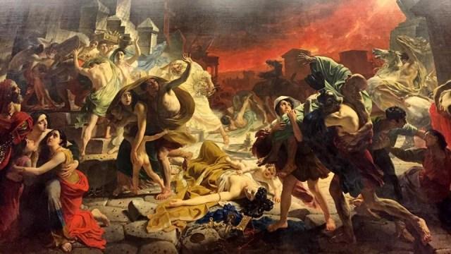 Mitos dan Fakta yang Menyelubungi Tragedi Pompeii (1171591)