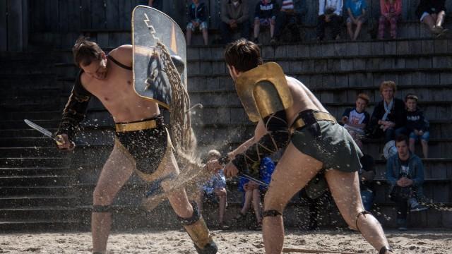 Di Balik Pertarungan Para Gladiator Pompeii (30648)