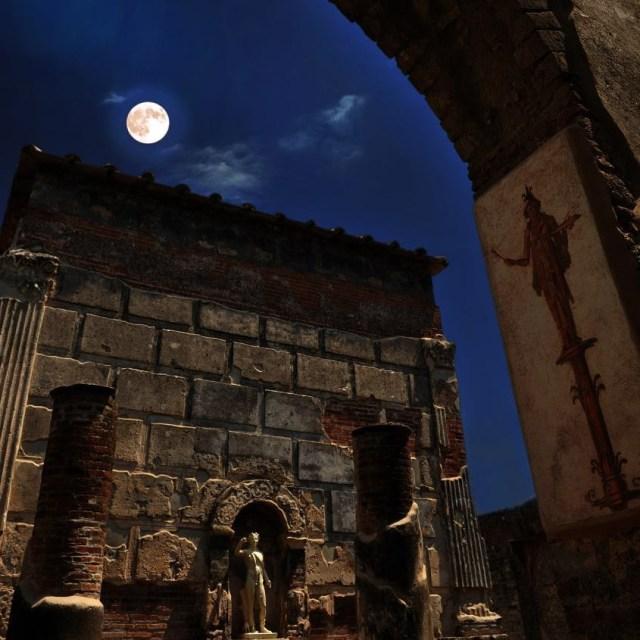 Kaisar Augustus dan Gairah Bisnis Pelacuran Pompeii (112331)
