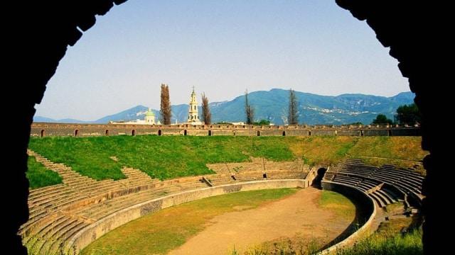 Di Balik Pertarungan Para Gladiator Pompeii (30647)