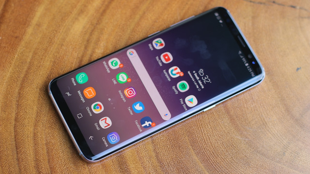 Review Samsung Galaxy S8: Ponsel dari Masa Depan (43885)