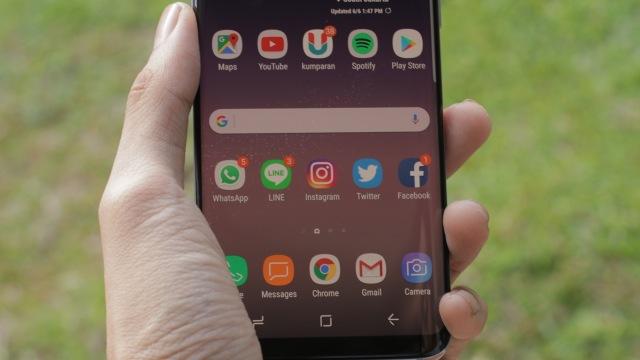 Review Samsung Galaxy S8: Ponsel dari Masa Depan (43887)
