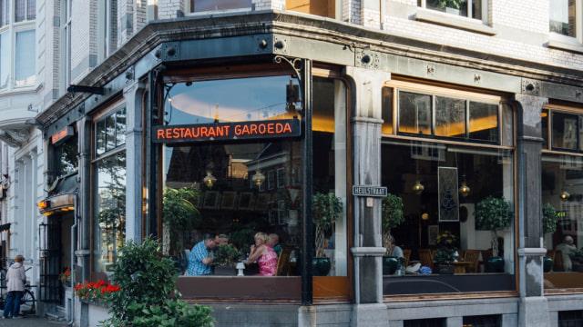 Restoran Garoeda, Den Haag