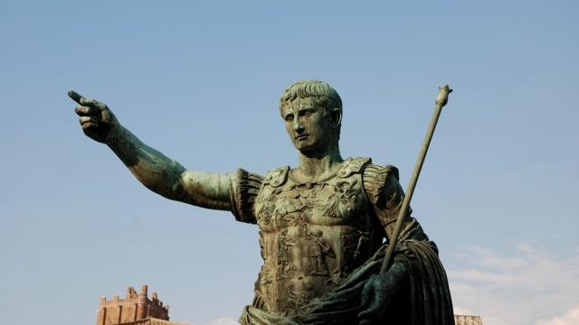 Kaisar Augustus dan Gairah Bisnis Pelacuran Pompeii (112330)