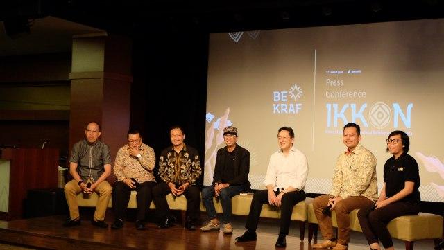 Program Badan Ekonomi Kreatif Republik Indonesia untuk Kolaborasi Nusantara (11826)