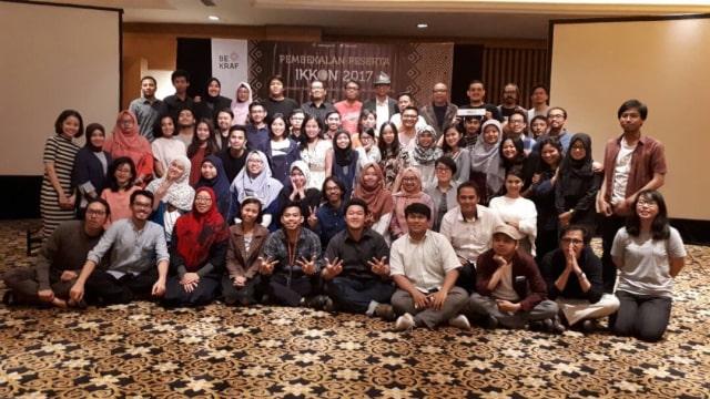Program Badan Ekonomi Kreatif Republik Indonesia untuk Kolaborasi Nusantara (11828)