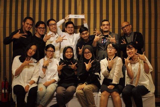 Program Badan Ekonomi Kreatif Republik Indonesia untuk Kolaborasi Nusantara (11829)