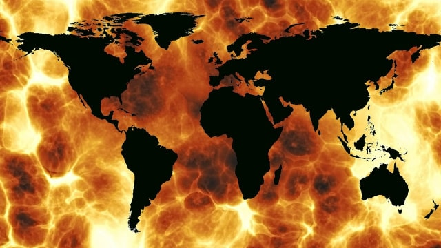 PBB Sebut 2020 Bisa Jadi Tahun Terpanas Kedua dalam Sejarah: Ini Bunuh Diri (4414)