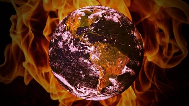 PBB Sebut 2020 Bisa Jadi Tahun Terpanas Kedua dalam Sejarah: Ini Bunuh Diri (4413)