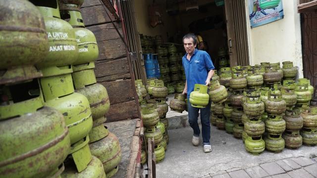 TNP2K Beberkan Alasan Tertundanya Skema Subsidi Tertutup LPG 3 Kg (496860)