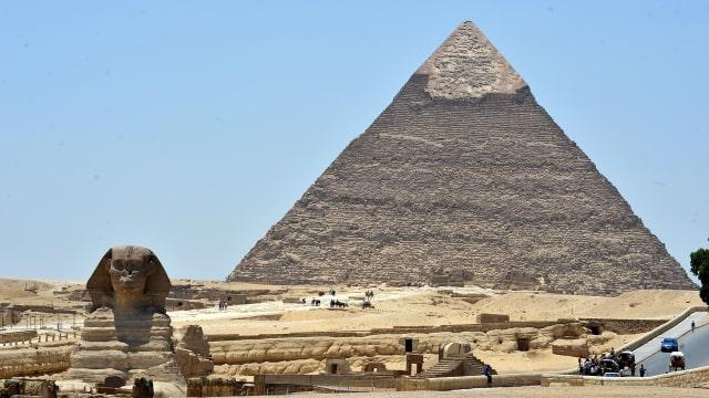 Eksotika Mesir