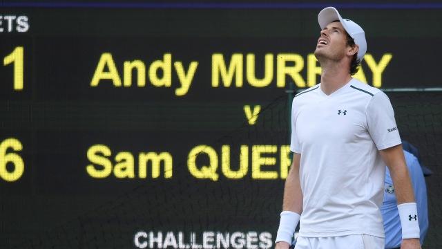Andy Murray Mundur dari Australia Terbuka 2018 (101952)