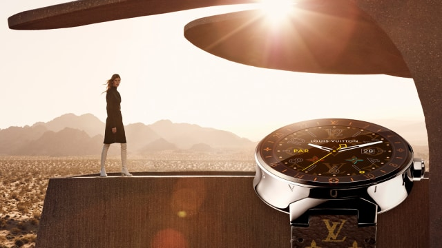 "Louis Vuitton Hadirkan Smartwatch Pertamanya, ""Tambour Horizon"" (244316)"