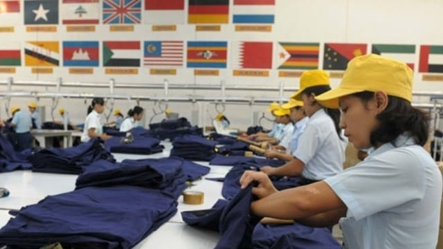100 Ribu Buruh Garmen di Jabar Terancam PHK (99603)