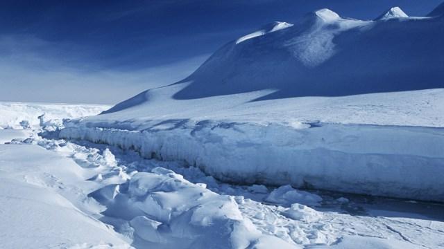 Pria Asal AS Jadi Orang Pertama yang Taklukan Antartika Sendirian (783560)