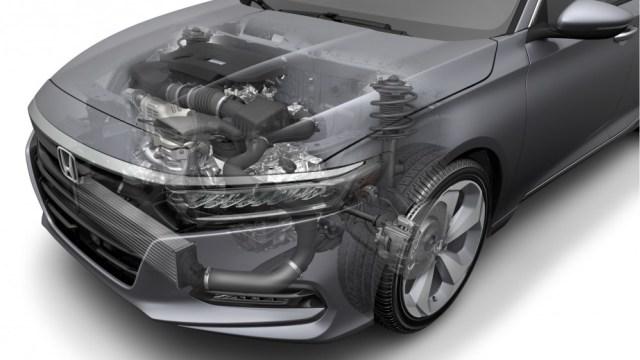 Honda Accord Terbaru Pakai Transmisi Otomatis 10 Percepatan (26199)