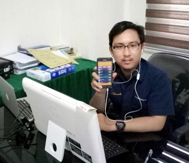 Aplikasi Radio dan TV Christianto Rian (61222)