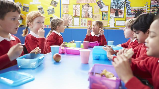 Budaya makan bekal di sekolah