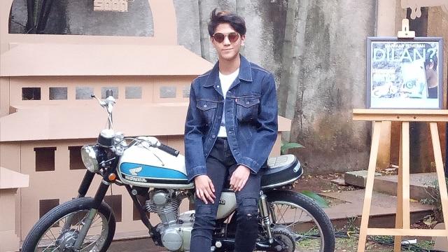 Iqbaal 'CJR' Masuk Geng Motor di Bandung Demi Peran 'Dilan' (156921)