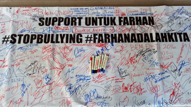 Wakil Rektor Gunadarma: Tak Ada Bullying, Hanya Candaan Spontan (29802)