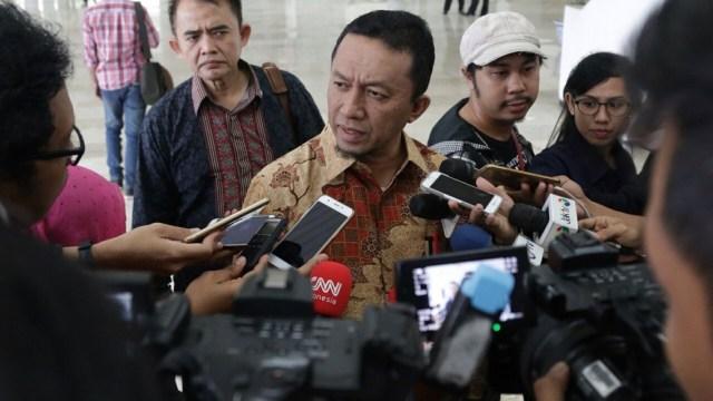 Tifatul Prihatin Ristek dan Kemdikbud Dilebur: Kementerian Saja Kurang Terurus (227626)