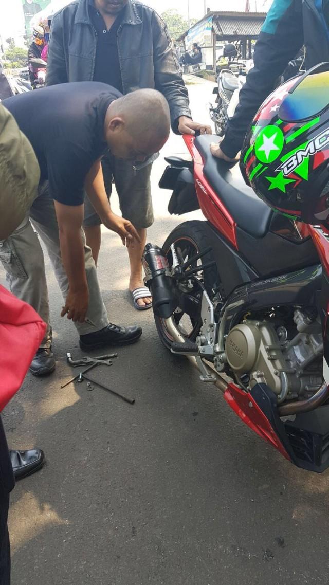 Respons Pedagang Soal Maraknya Razia Knalpot Racing: Jangan Asal Tilang! (92946)