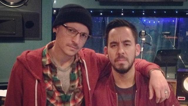 Chester Bennington dan Mike Shinoda