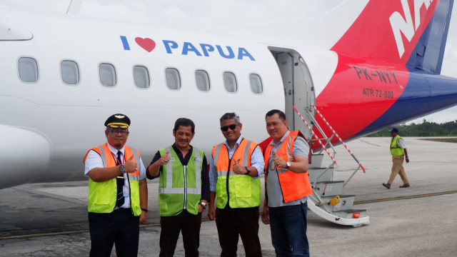 Pilot dan Petinggi Sriwijaya Air