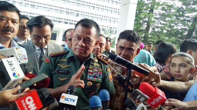 Kemlu: Masalah Sudah Selesai, Panglima TNI Sudah Bisa ke AS (67756)