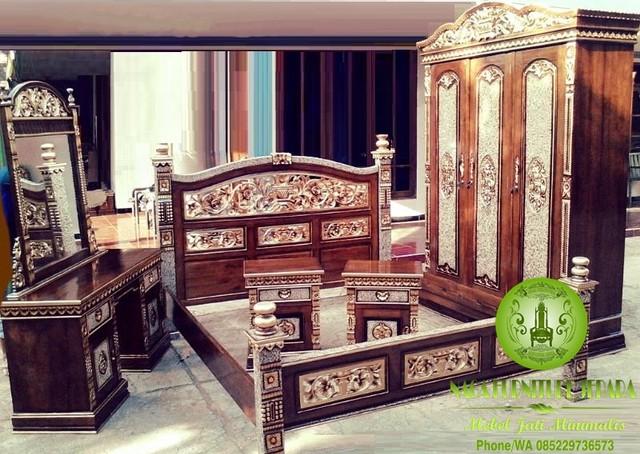 Pusat Belanja Mebel Jati Minimalis Murah Terpercaya di Toko Furniture Jepara (120960)
