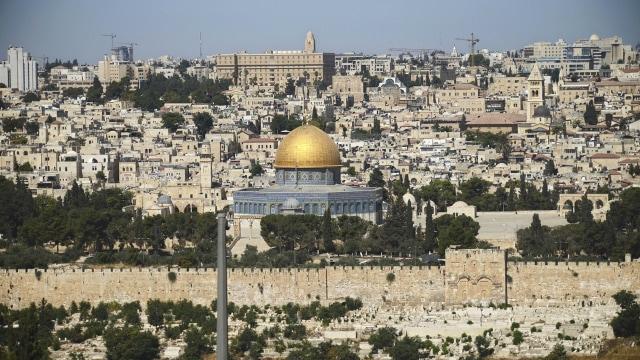 Masjid Al-Aqsa di Pusaran Konflik Tiga Agama (484976)