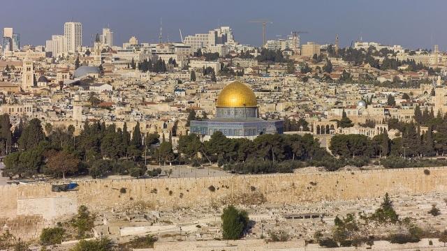 Masjid Al-Aqsa di Pusaran Konflik Tiga Agama (484974)