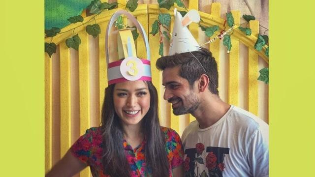 Jessica Iskandar dan Vishal Singh